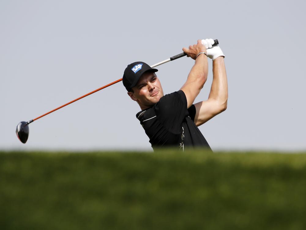 Deutlicher Vorsprung für Golfer Martin Kaymer