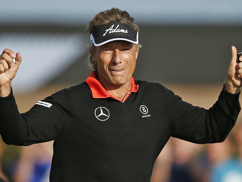 Bernhard Langer als Golfer des Jahres ausgezeichnet