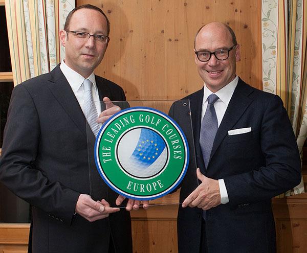 Golf-Margarethenhof-Marco-Hank-mit-Dr-Christian-Harisch