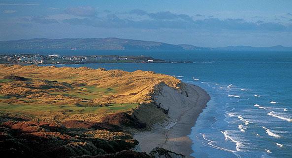 Golfen-Irland