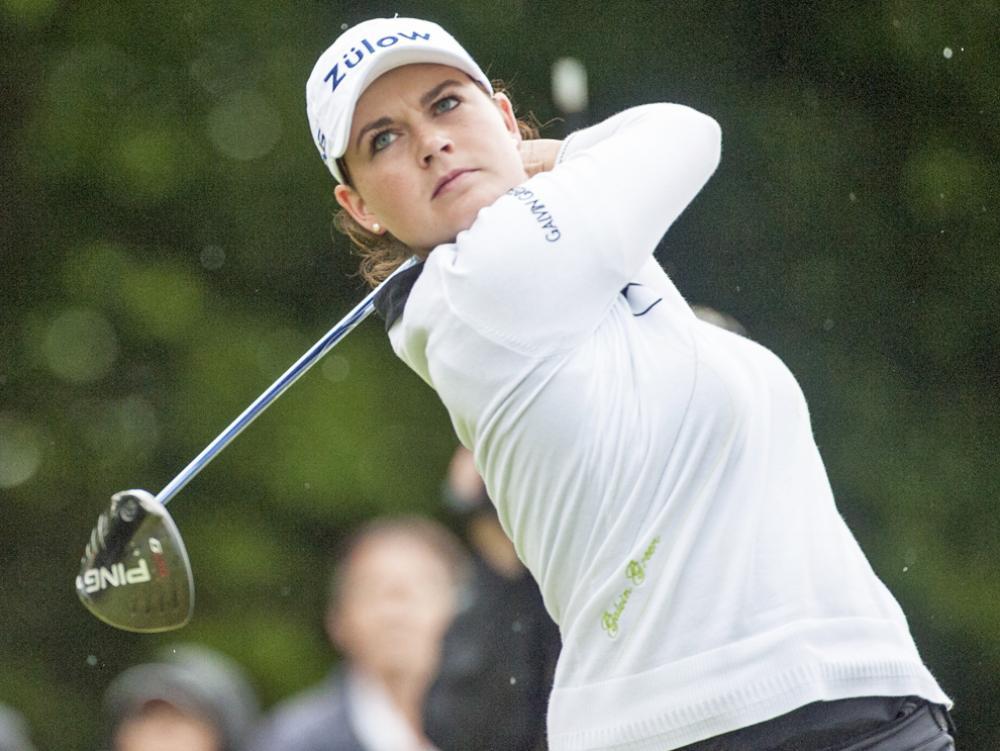 Caroline Masson mit guter zweiter Runde auf den Bahamas