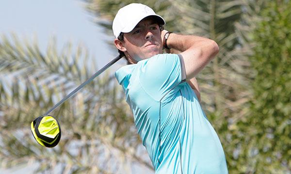Abu Dhabi HSBC Golf Championship 2015, Rory McIlroy,