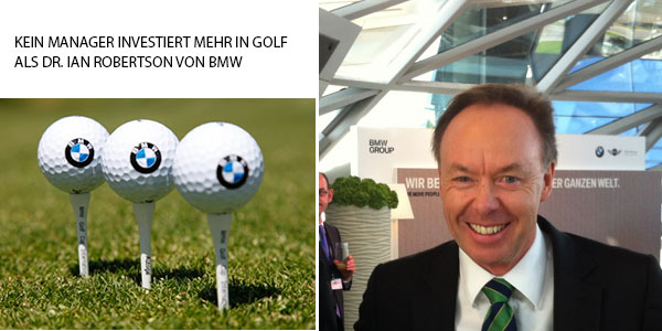 BMW Golf Sport Dr. Ian Robertson