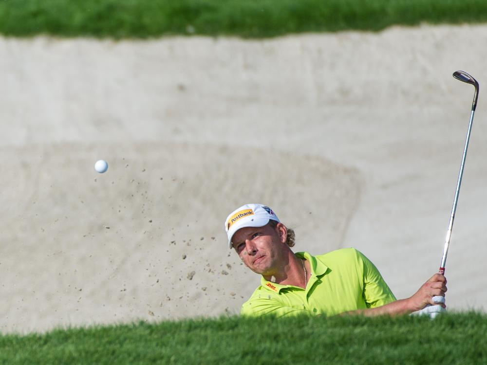 Guter Start für die deutschen Golfer um Marcel Siem