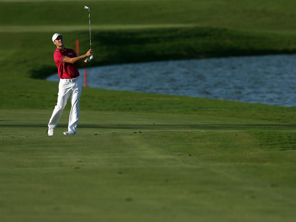 Kaymer mit solidem Start in Doral