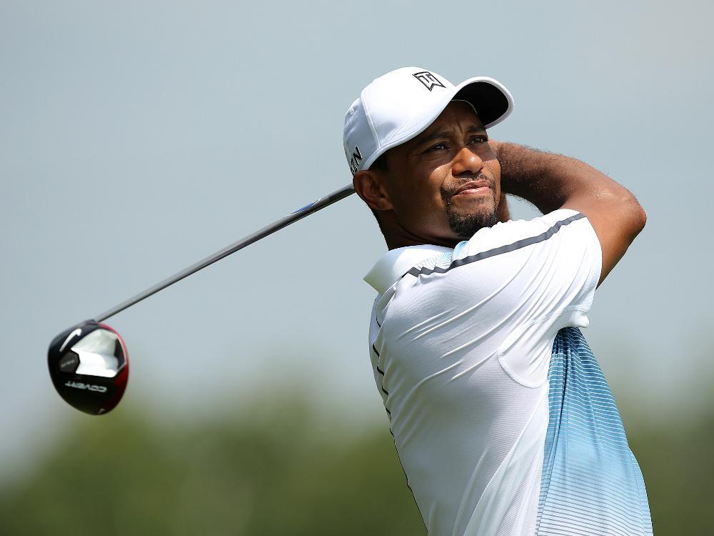 Tiger Woods nahm seit Januar an keinem Turnier teil