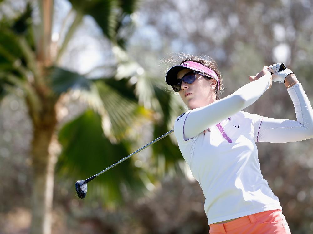 Sandra Gal startet gut ins LPGA-Turnier auf Oahu