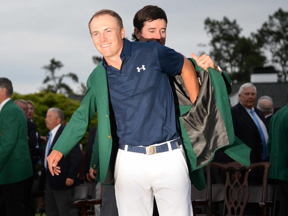 Augusta: Jordan Spieth sichtert sich das grüne Jackett