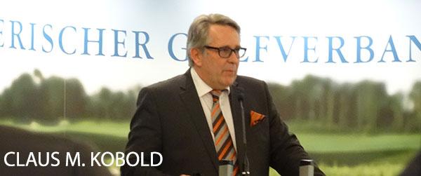 Claus M Kobold - DGV Kandidatur