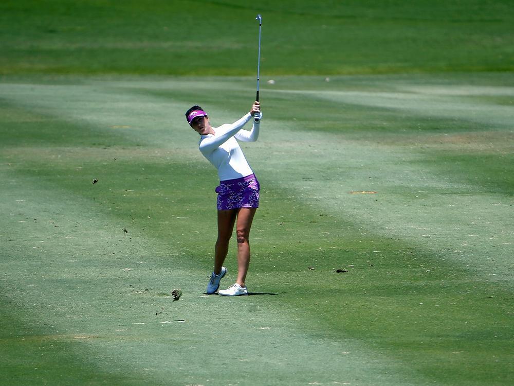 Sandra Gal überzeugte beim LPGA-Turnier auf Oahu