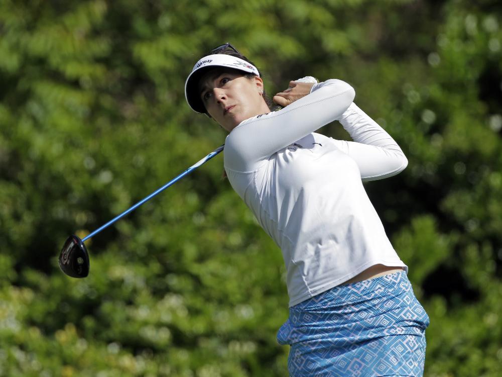 Sandra Gal ist auf Platz 40 die beste deutsche Spielerin