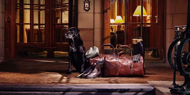 Gleneagles: Exklusive Accessoires mit dem Hotel-Wappen