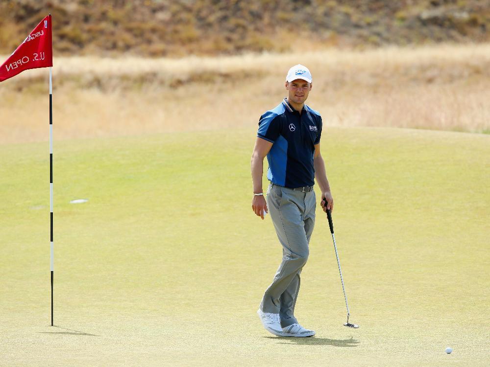 Martin Kaymer startet ab Donnerstag bei den US Open