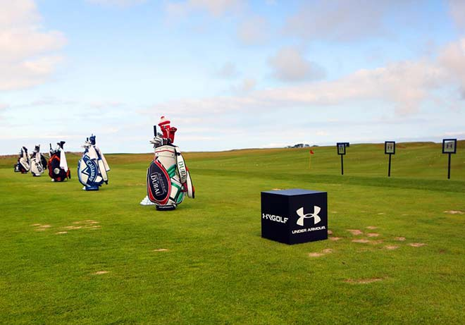 Driving-Range-St-Andrews-Under-Armour-Event