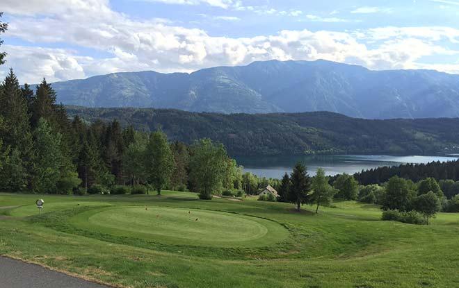 Golf-Millstaetter-See