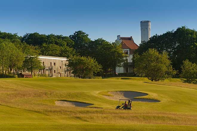 Golfplatz-Schloss-Ranzow
