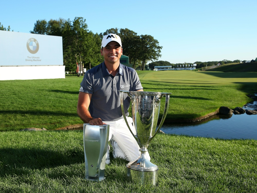 Jason Day gewinnt in Lake Forest