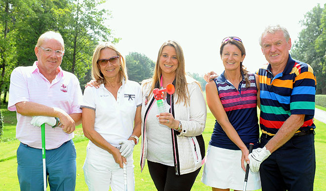 Golfturnier mit Business-Attitüde: Verleger und ihre Turniere
