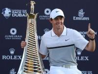 Rory McIlroy: Mit Dubai-Triumph beginnt die Spieth/Day-Aufholjagd Weltrangliste