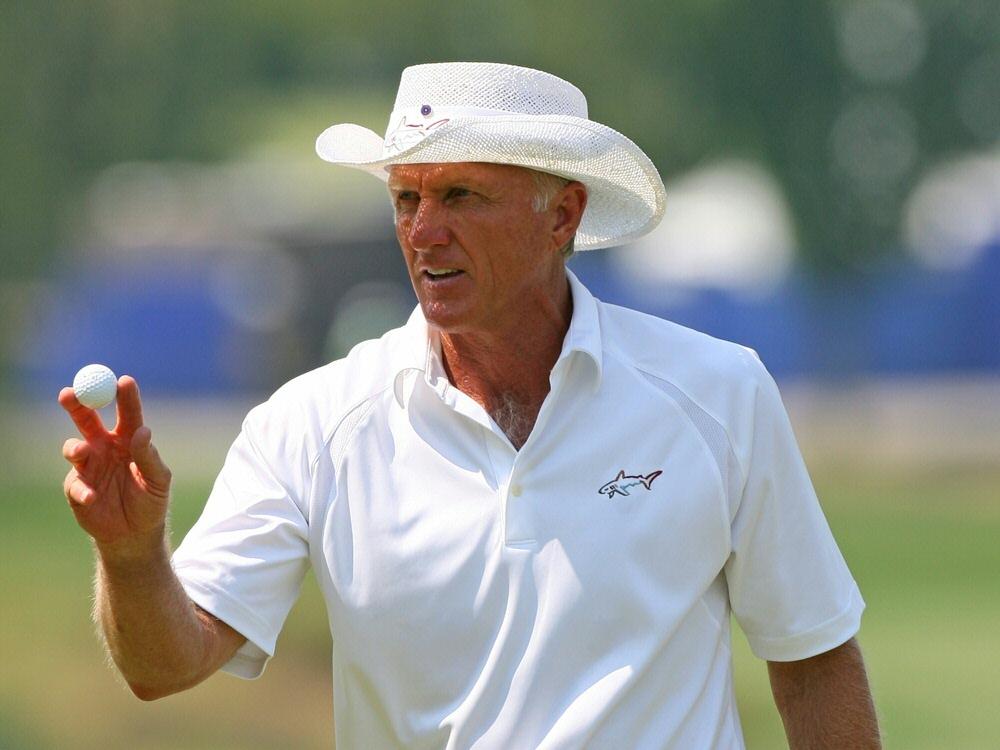 Greg Norman besorgt um olympische Zukunft des Golfsports