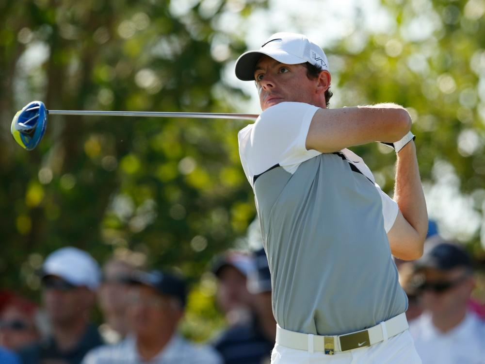 Rory McIlroy wurde zu Europas Golfer des Jahres gewählt