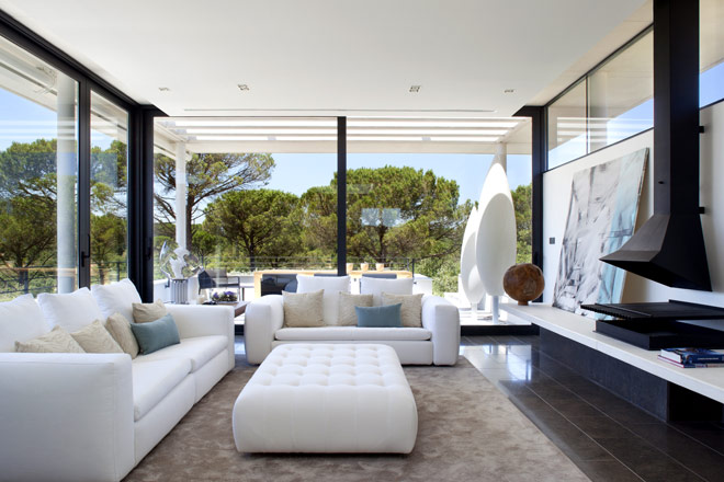 PGA Catalunya Resort: Mustervilla in La Selva