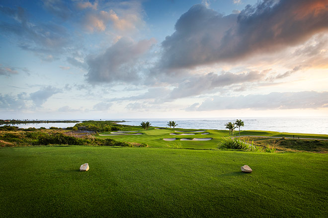 St. Kitts Sunrise golf