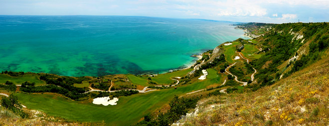 Thracian Cliffs Spectacular Golf