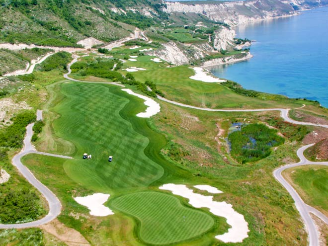 Thracian Cliffs Golf Platz