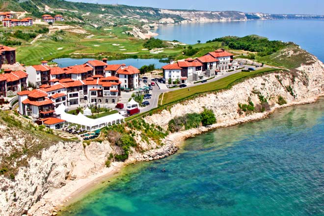 Das Thracian Cliffs Resort