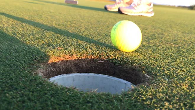 Sportwetten-Golf