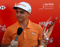Rickie Fowler gewinnt Abu Dhabi Championship