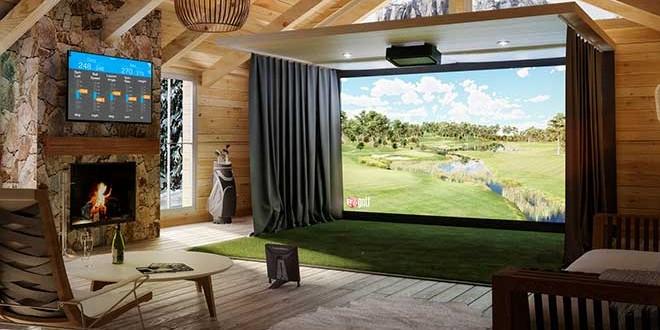 Golfmesse-Golftage-Muenchen-TrackMan-Simulator