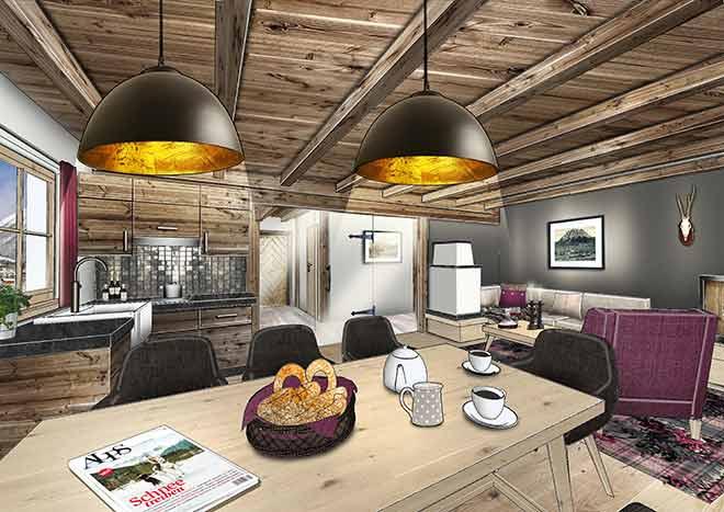 Alpine-Apart-Hotel-Pure-Lermoos-Wohnzimmer