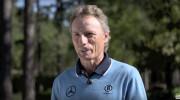 Golf-Routinier Bernhard Langer Masters Liebe
