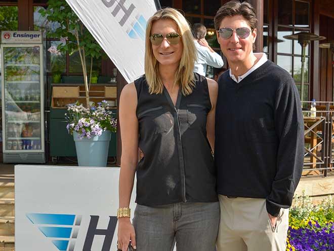 Maria Höfl Riesch mit Mann Markus Höfl
