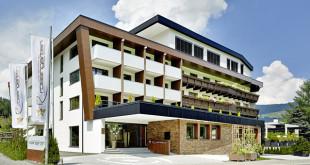 Hotel Rosengarten: Modernes Design trifft auf Tiroler Stilelemente