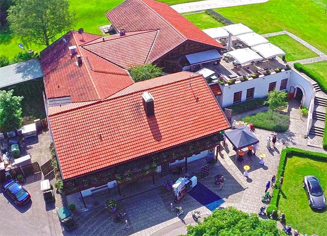 die sechste Ausgabe des Unternehmer Golf Events im Münchener Golf Club in Strasslach