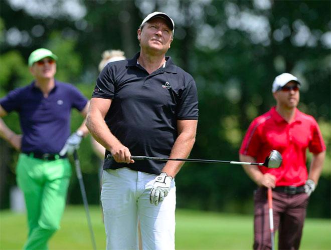Oliver Kastalio - CEO von Rodenstock - regelmässiger Gast der CEO Golfers Challenge mit einem Handicap von 10.