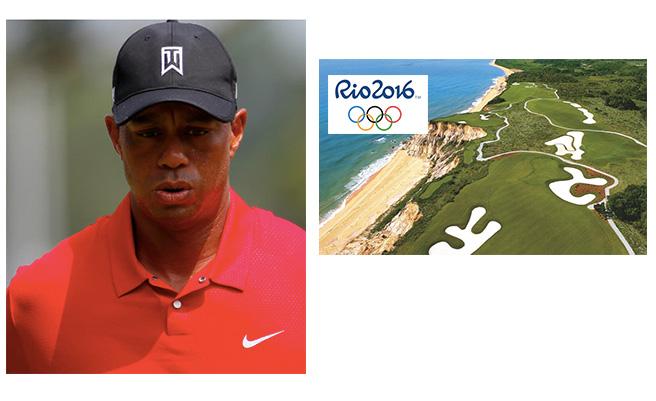 Woods sagt British Open ab, weitere Top Golfer verzichten auf RIO