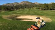 Wer mal einen Porsche spielen will: Golfplatz Alcanada