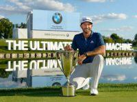 BMW Championship 2016: Dustin Johnson 'DJ' gelingt Double