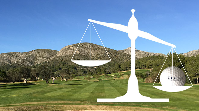 Golf-Gesetze