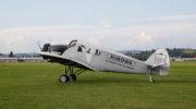 Sensationeller Erstflug der Junkers F13 von RIMOWA