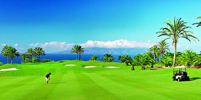 Der Abama Golfcourse ist der hauseigene Golfplatz vom Ritz Carlton.