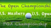 Wissenswertes über die Major Golf Championships