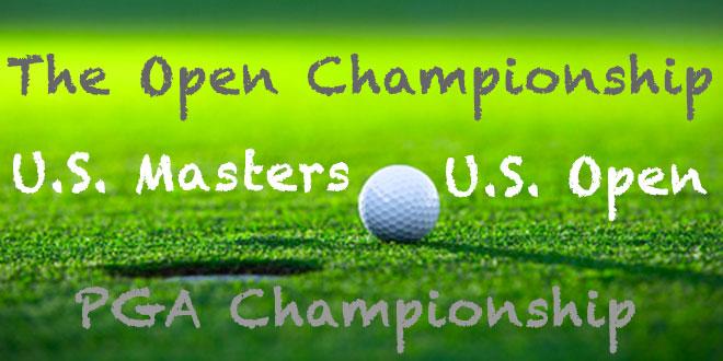 Alles Wissenswertes über die Majorturniere im Golf, welche jedes Jahr stattfinden. Fotocredit Hintegrundbild: LuckyImages@Fotolia.com