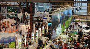 Rheingolf Messe @ Böhler Areal  | Düsseldorf | Nordrhein-Westfalen | Deutschland