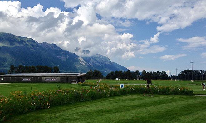 Seit 2013 finden die Ladies Open im Golfclub Gams statt