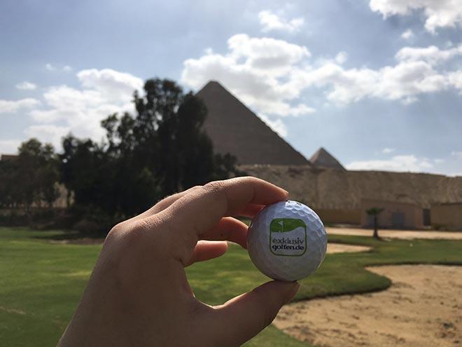 Wie ist die Golfregel, wenn sich ein Golfball in der Ansprechposition bewegt?